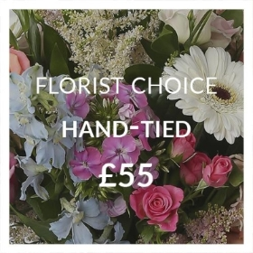 Florist Choice Hand tied 55